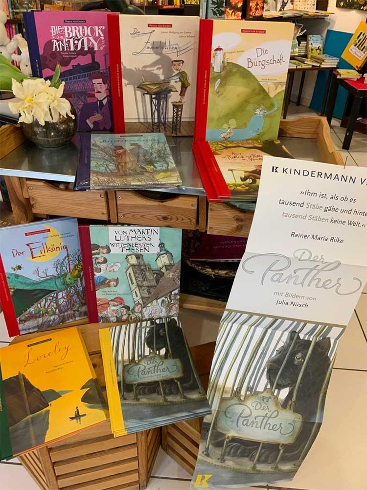 Aktion Bensheimer Bücherstube Kindermann