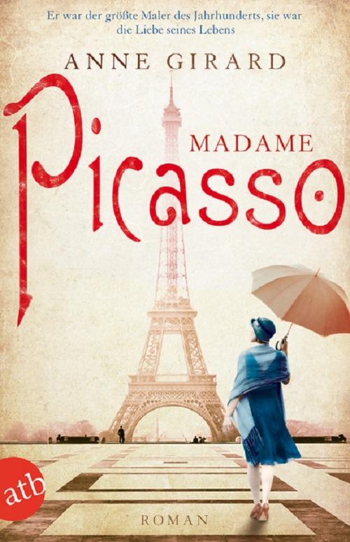 Anne Girard, Madame Picasso