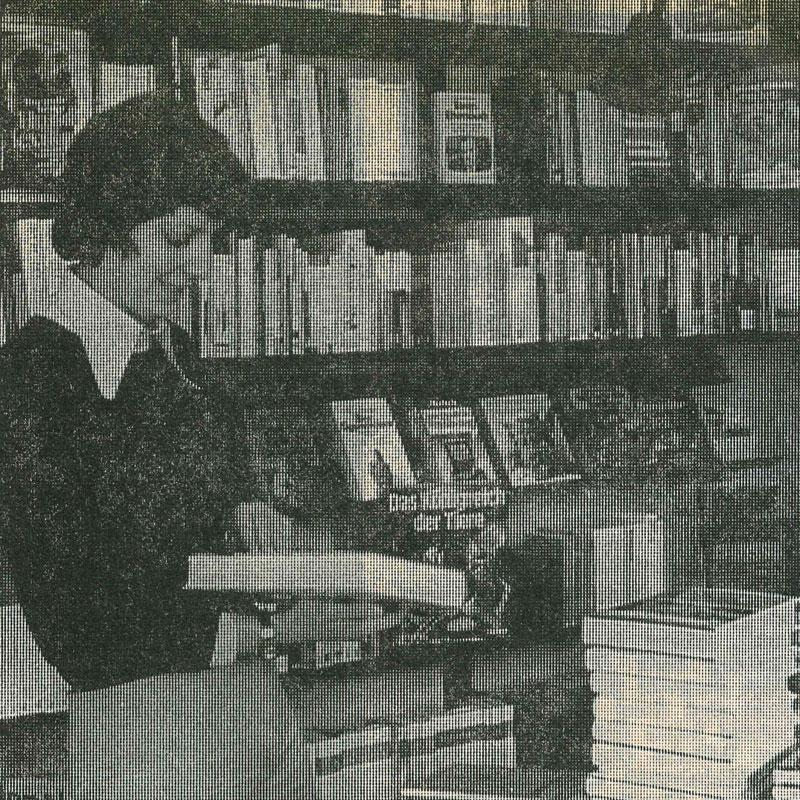 Bensheimer Bücherstube Deichmann 1977