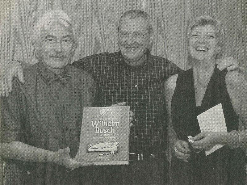 Bensheimer Bücherstube Deichmann Autor Busch