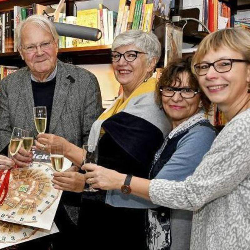 Bensheimer Bücherstube Deichmann