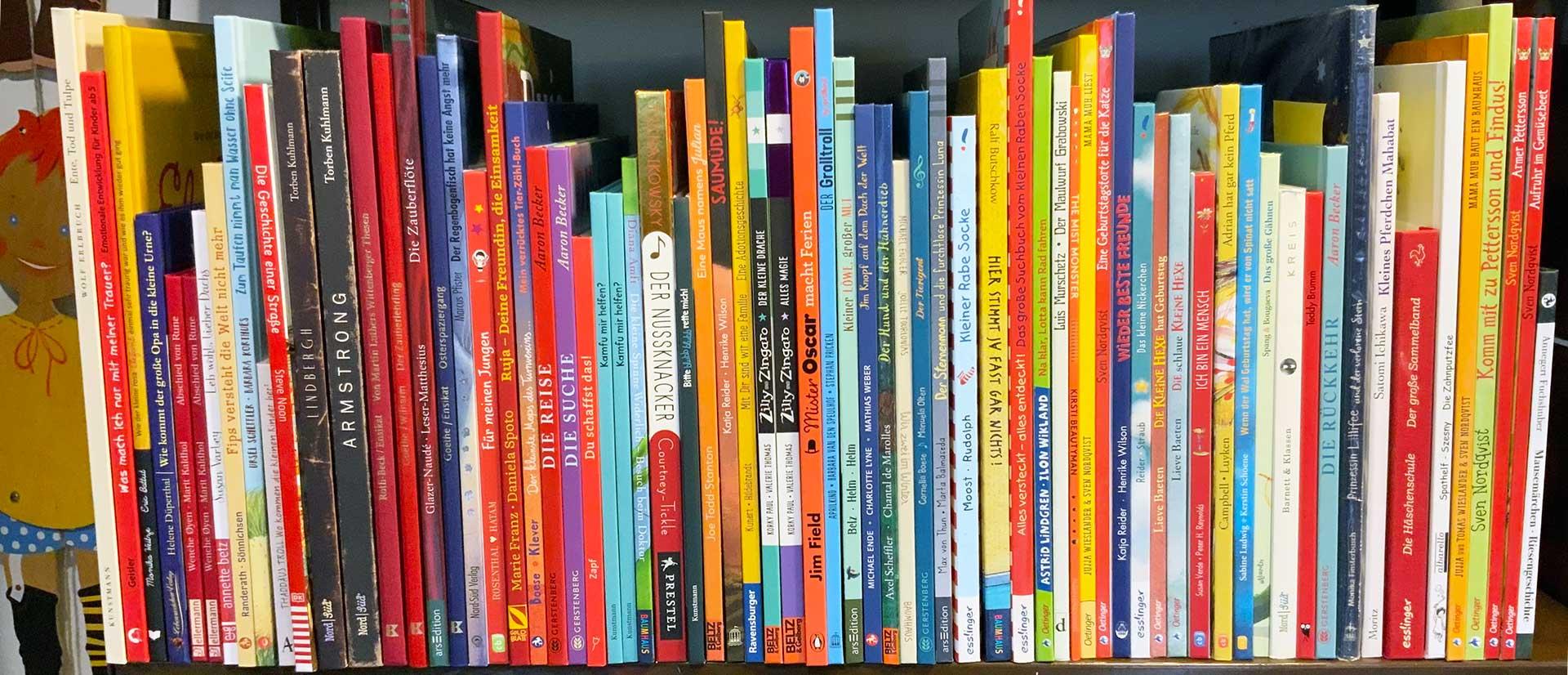 Bensheimer Bücherstube Kinderbücher