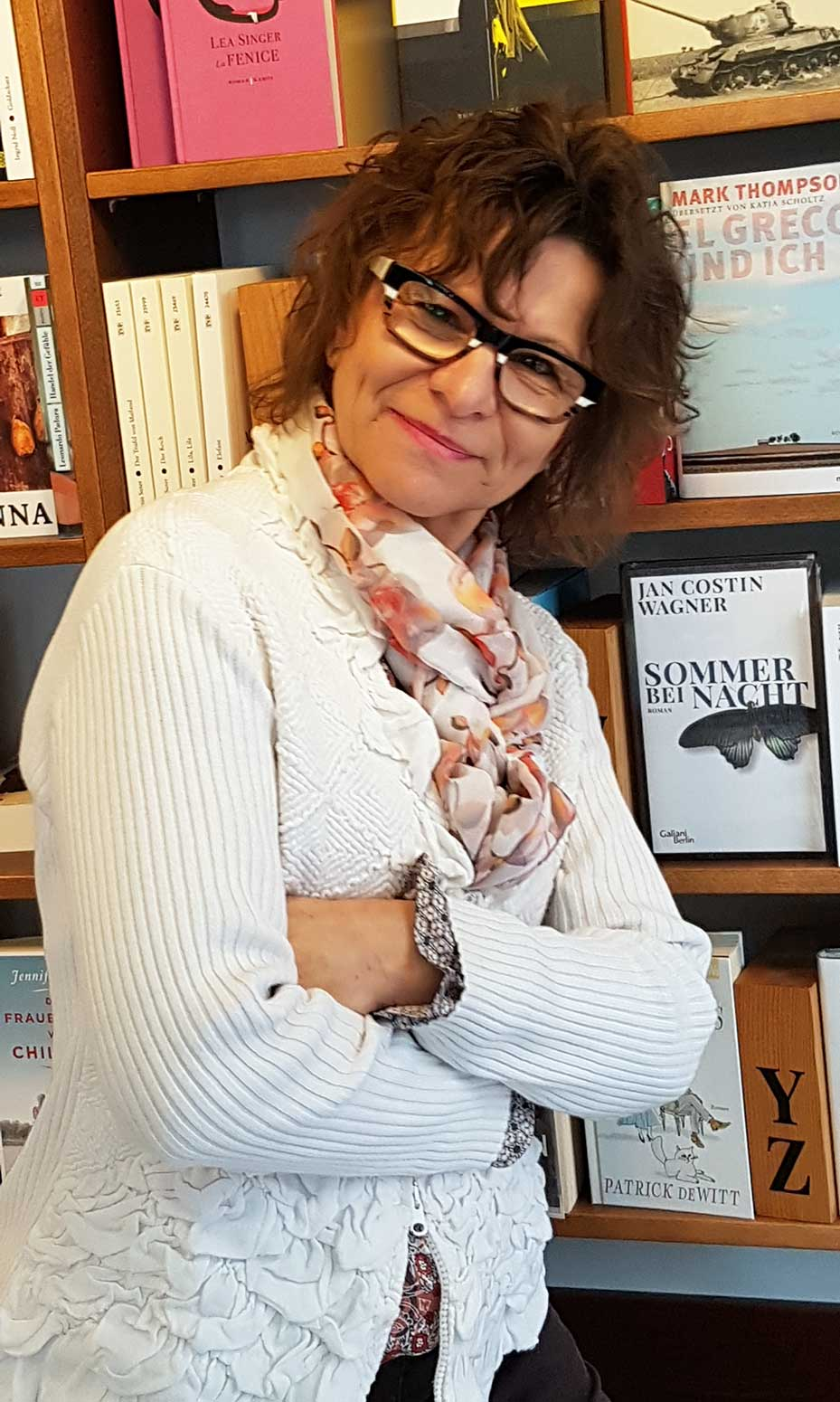 Bensheimer Bücherstube Mariola Birnbach-Hoppe