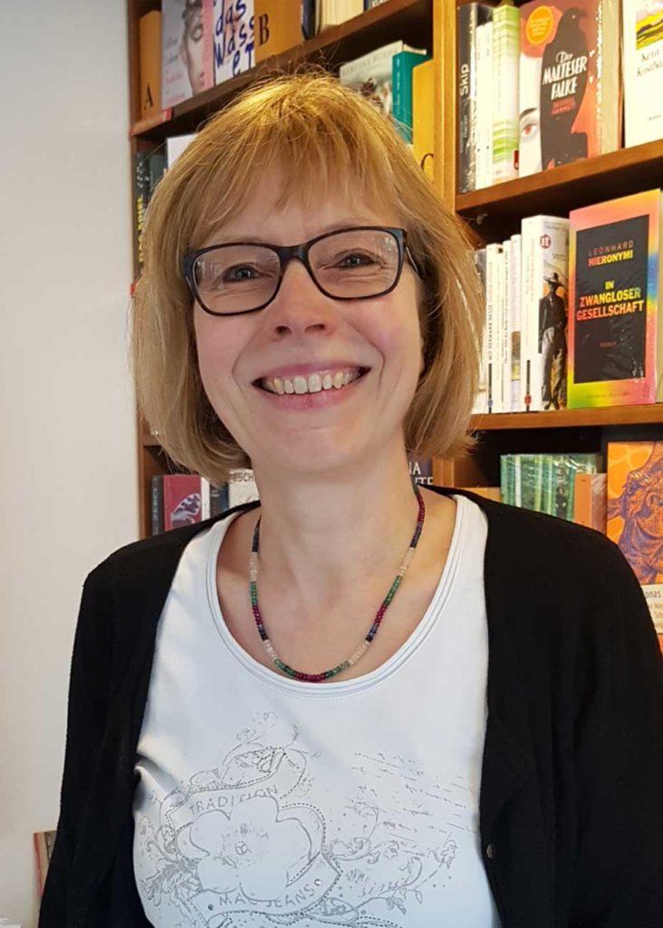 Bensheimer Bücherstube Susanne Guenther