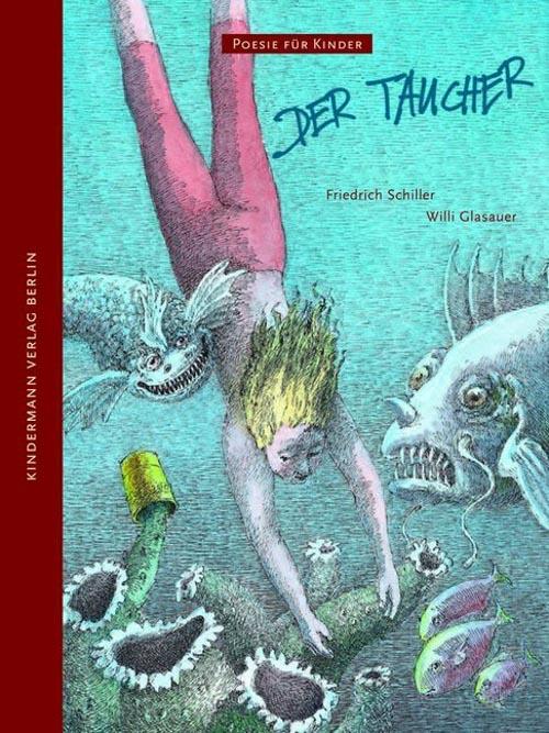 Friedrich Schiller, Der Taucher