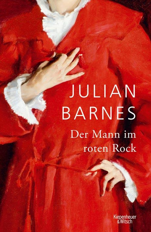 Julian Barnes, Der Mann im roten Rock