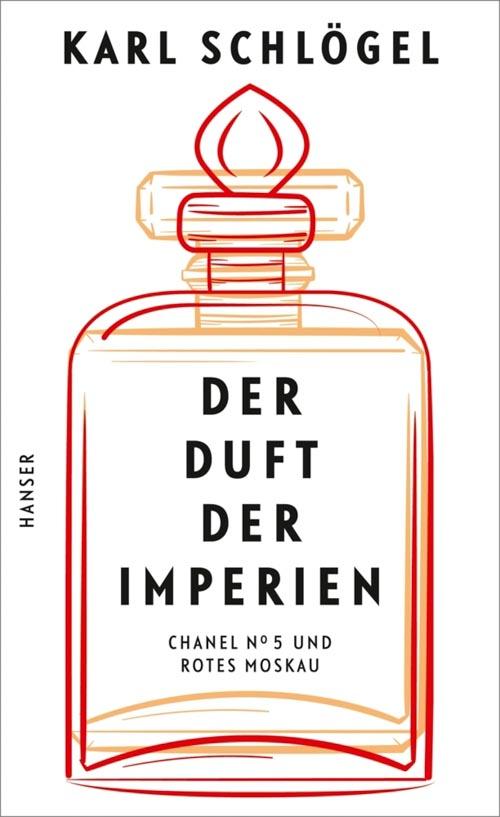 Karl Schlögel, Der Duft der Imperien