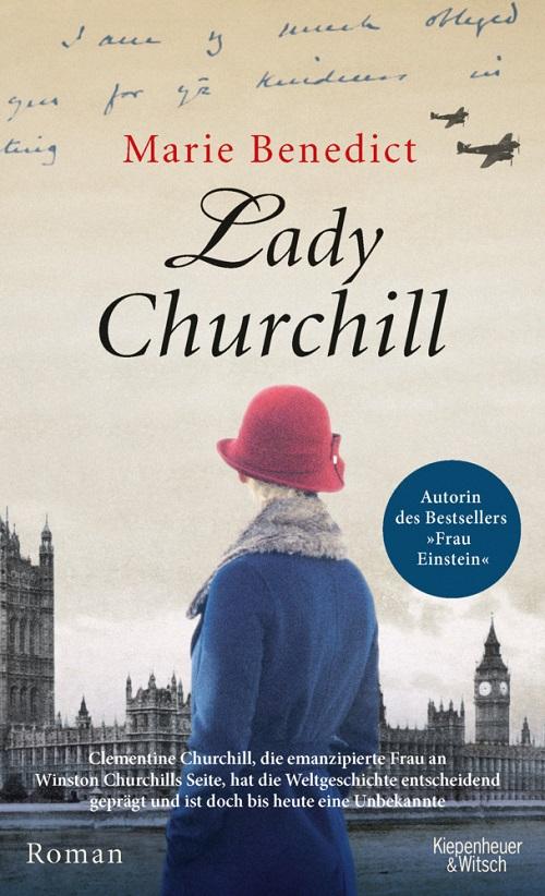 Marie Benedict, Lady Churchill