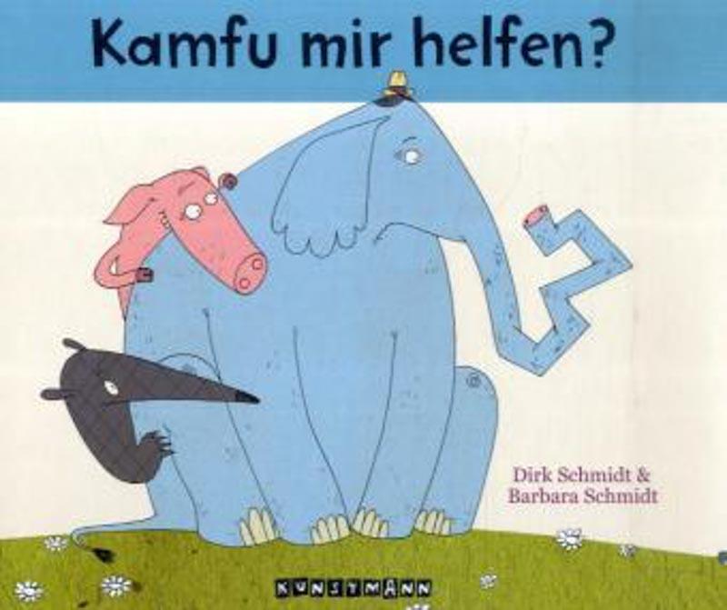 Schmidt, Kamfu mir helfen?